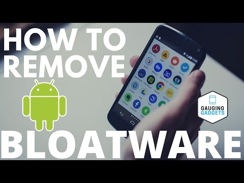 How To Disable Bloatware Apps From Your Android Phone or Tablet