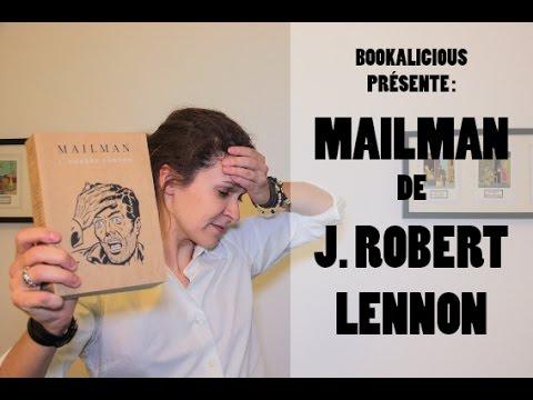 Vidéo de J. Robert Lennon