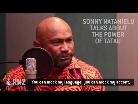 Sonny Natanielu talks about his tatau