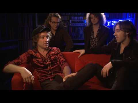 Catfish and the Bottlemen discuss Peter Bjorn and John's Nothing To Worry About on Rage