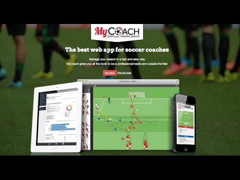 YouCoachApp - The Best Web App For Soccer Coaches