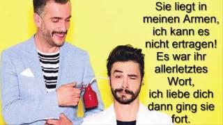 Ahmet Kural ve Murat Cemcir - Sie Liegt In Meinen Armen - Lyrics