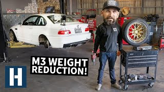 Download BMW M3 Goes on a Lightweight Mission: Fresh Wheels and Big Brakes Mp3 and Videos