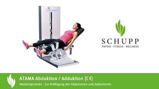 MTT Abduktion / Adduktion Kombi ATAMA Compact von Schupp