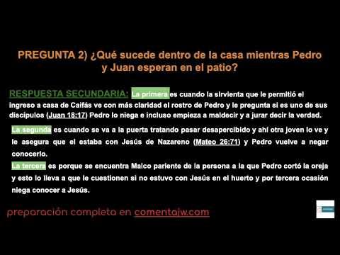 RESPUESTAS ESTUDIO DEL LIBRO SEMANA DEL 3 AL 9 DE AGOSTO ...