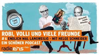 """Robi, Volli und viele Freunde #6 – """"Endlich mal langweilig!"""""""