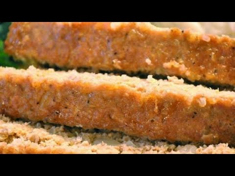 Poultry and Quinoa Meatloaf