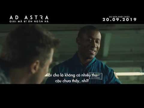 AD ASTRA 2019 – Cảnh rượt đuổi trên Mặt Trăng của Brad Pitt
