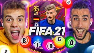 🎱 FIFA BINGO con ONES TO WATCH su FIFA 21!!! SI RITORNA! - Enry Lazza vs Ohm