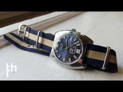 Vintage Watch Unboxing + Ebay Window Shopping