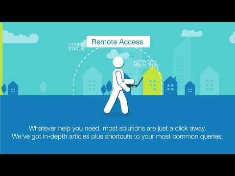 National Grid Information Services Portal