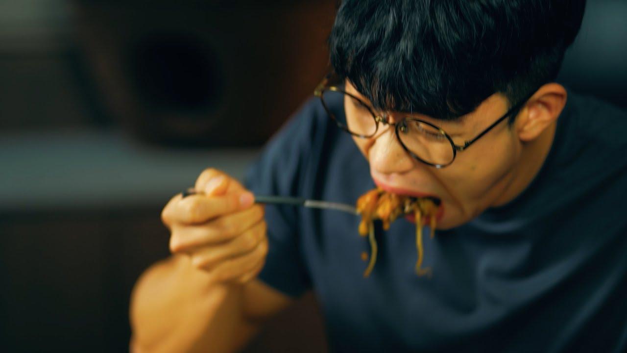 진짜 맛있게 잘 먹는 운동유튜버