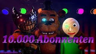 [SFM/FNAF/BATIM/BBIEAL] Horror Games in a nutshell (10.000 Abo-Special)