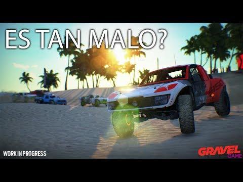 De Verdad Es Tan MALO? | Gravel Gameplay Español