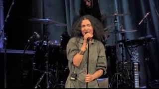 Amel Larrieux - Get Up - Groove Theory - Tell Me - Live at The Howard Theatre