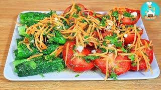 Маринованные огурцы и помидоры по-корейски: самый вкусный рецепт быстрого приготовления
