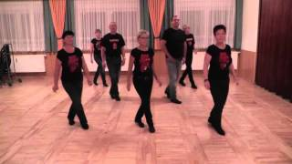 Land Of Dreams - Linedance - SparkleDevils - Erfurt