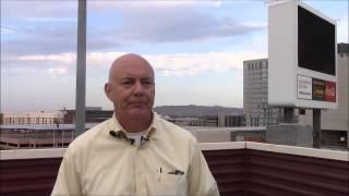 Sun Devil Stadium Project Representative Isaac Manning discusses stadium renovation