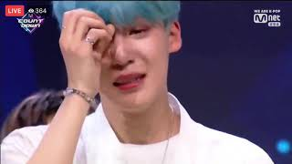 ATEEZ 1st/first win | WAVE 1st win| MCOUNTDOWN | 062119
