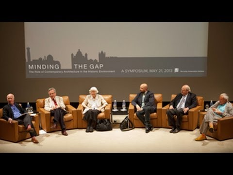Minding the Gap: The Role of Contemporary Architecture in the Historic Environment