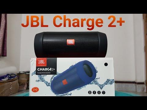 JBL Charge 2 Plus Waterproof Portable Bluetooth Speaker Replica $30 Vs Original $110 JBL Charge 2+