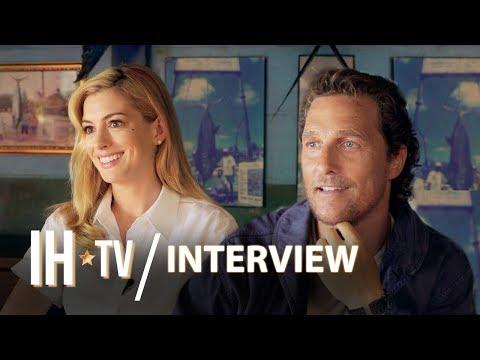 Anne Hathaway & Matthew McConaughey Interview - SERENITY (2019)