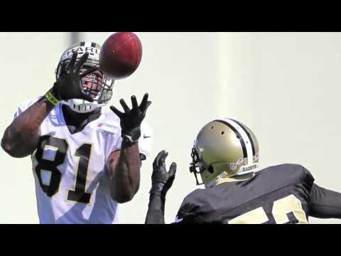 New Orleans Saints head coach Sean Payton talks about Orson Charles suspension