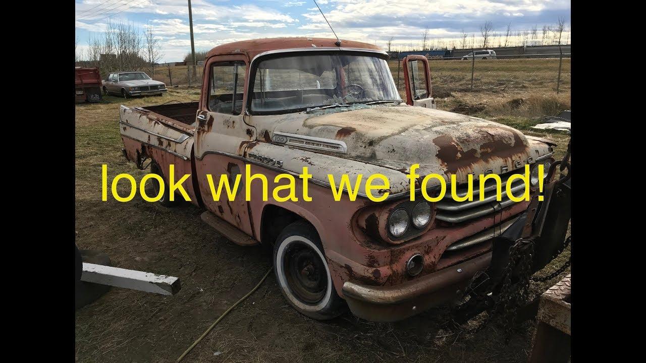Fargo Fever, Rare Mopar Classics and more! we bring home a rare ...