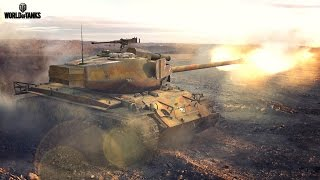 T26e4 Super Pershing Do's Dont's Guide + gameplay Tier 8 Premium tank