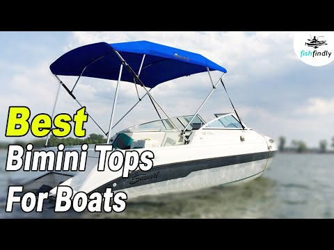 Best Bimini Tops For Boats In 2020 – The Topmost Products & Reviews!
