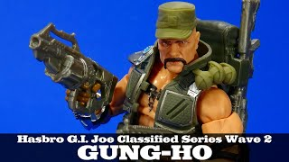 G.I Joe Hasbro Classified Series 07 Gung Ho