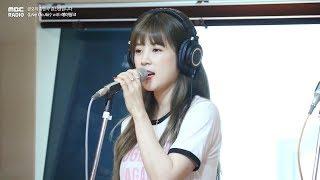 [Live on Air][정오의 희망곡 김신영입니다] Apink -  I'm so sick, 에이핑크 - 1도 없어