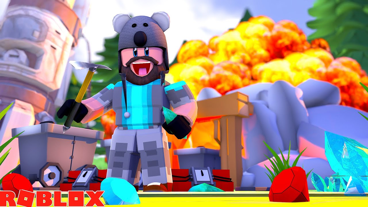 Island Royale Roblox Gameplay New Introoutro And A Nukes Unobtanium Roblox Mining Simulator Thinknoodles Let S Play Index