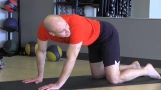 "#38 ""Yoga Minute"" Head to Hip Pose"
