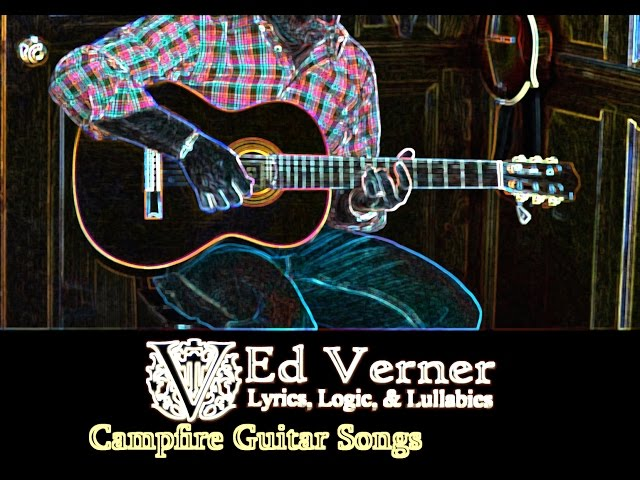 Anonymous Band Aid For A Night Campfire Guitar Sound Story Lyrics