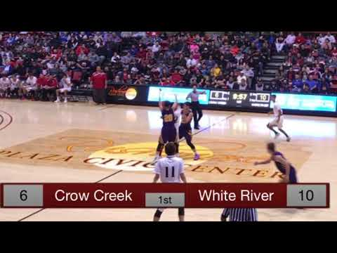 Crow Creek vs White River (LNI Boys Championship)