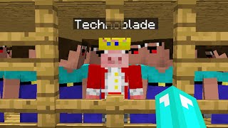 Technoblade & Skeppy Trap 100 Kids...