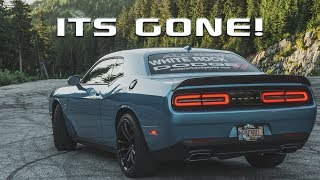 Our 2019 Dodge Challenger R/T Scat Pack 1320 is GONE!