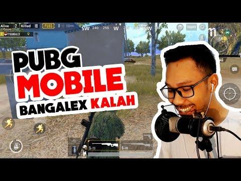 BANG ALEX DIKIRIM KE LOBBY? - PUBG MOBILE INDONESIA
