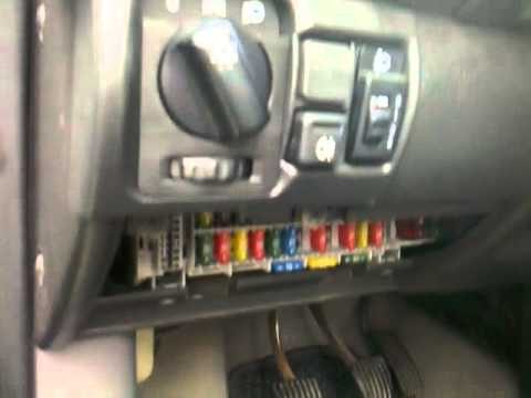 Corsa B Makes Noise If The Indicator Switch Is Not Used