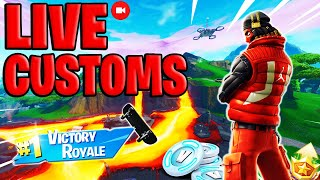 🛑😜 LIVE DE FORTNITE PS4| CUSTOMS GAMES (SOLO/DUOS/SQUADS) COM OS SUBS, NOVA SKIN |#188 #FORTNITE