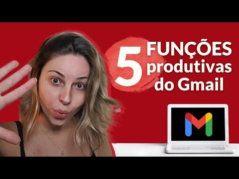 5 funcionalidades do Gmail que vão aumentar (e muito) sua produtividade