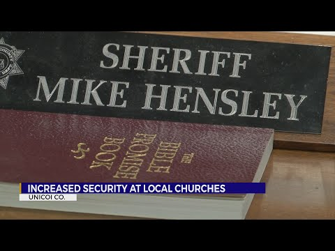 Unicoi County Sheriff's Department Offering Church Safety Training