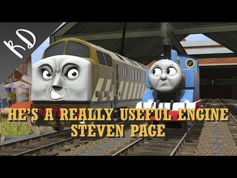 He's A Really Useful Engine - Steven Page