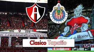 Clásico Tapatío: Barra 51 vs La Irreverente (Atlas FC vs CD Guadalajara)