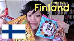 Emmy Eats Finland - Finnish snacks & sweets