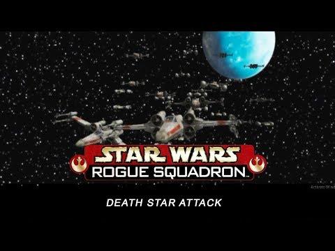 Star Wars Rogue Leader II   Death Star Attack Running R7 360 GPU   A10 APU Dolphin 5.0  
