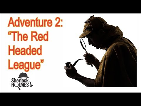 "[MultiSub] The adventures of Sherlock Holmes:  Adventure 2 "" The Red Headed League """