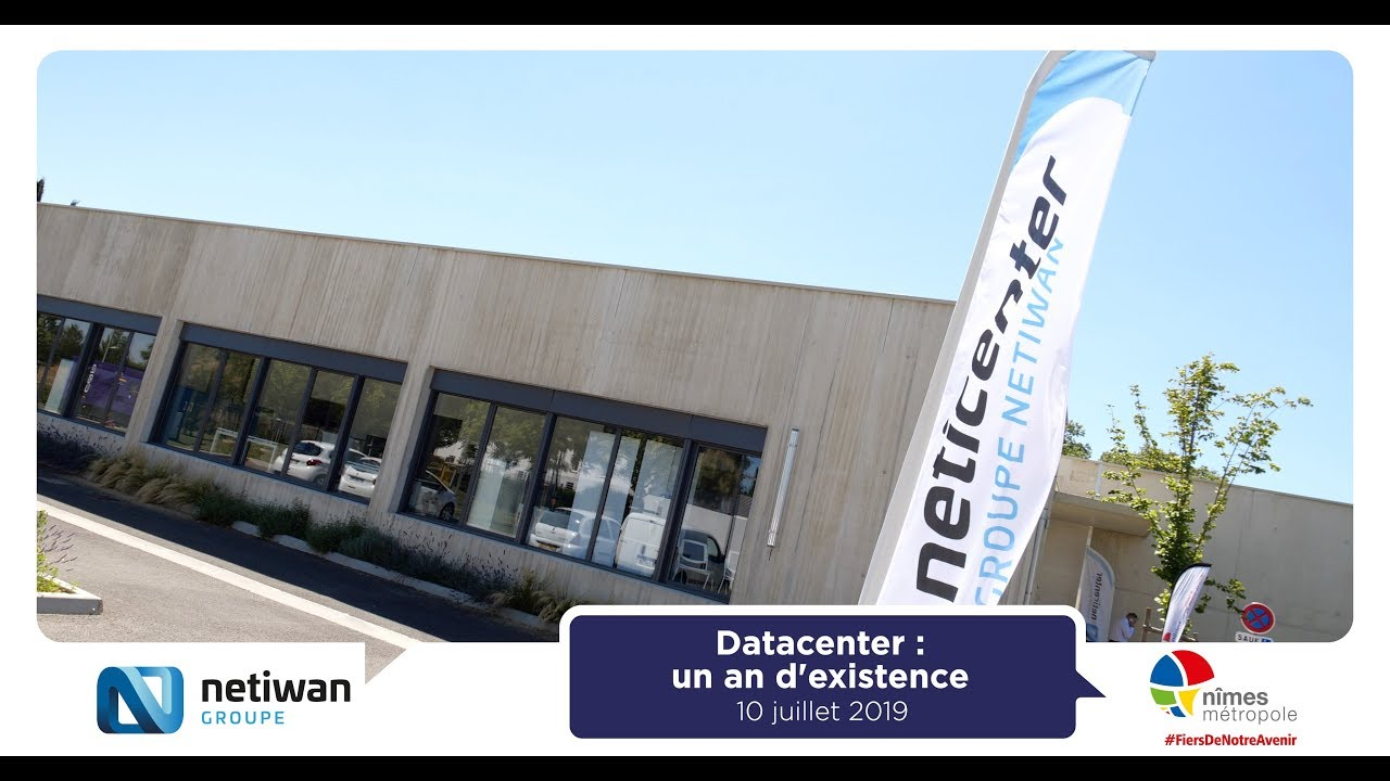 Datacenter Un An Dexistence