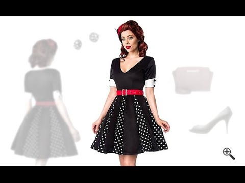 Kleider der 50er selber nahen